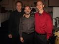 Solstice, Babcock Presbyterian Church, 2013 (with Chris Gekker [trumpet] and Danny Villanueva [percussion])
