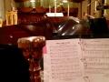 Christmas Eve, Saint Joseph Roman Catholic Church, 2014 (with Holly Foster, organ)