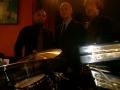 Phil Ravita Trio, Germano's Trattoria, 2011 (left to right: Nucleo Vega, myself, Phil Ravita)