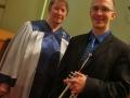Easter, Ashland Presbyterian Church, 2013 (with Gloria Hunt, organ)